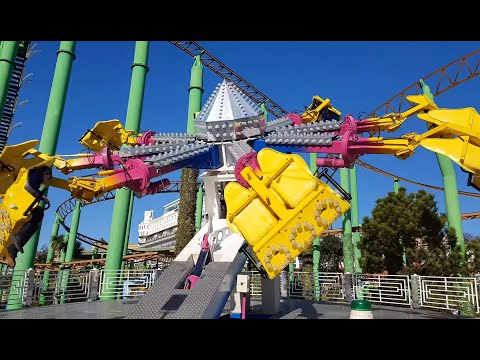 Adventure Island Southend VLOG February 2018 4K - UK Theme Parks