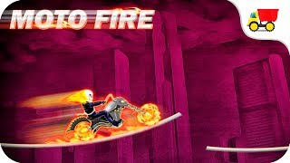 Bike Racing Games - Moto Fire - Gameplay Android free games