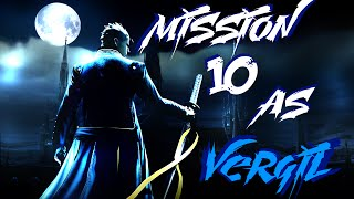 Devil May Cry 4 Special Edition - Mission 10 as Vergil [PS4]