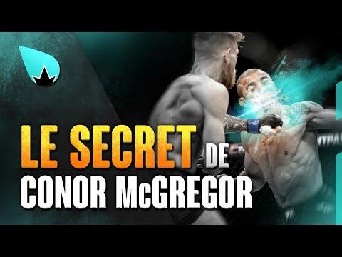 Le Secret de la Gauche de Conor McGregor