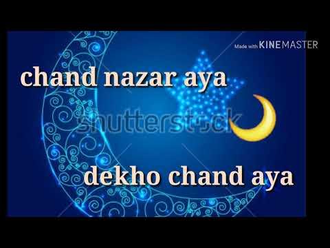 🌜Chand nazar aya🌛 eid special song for what's app status(sawariya)sonam❤️ Ranbir