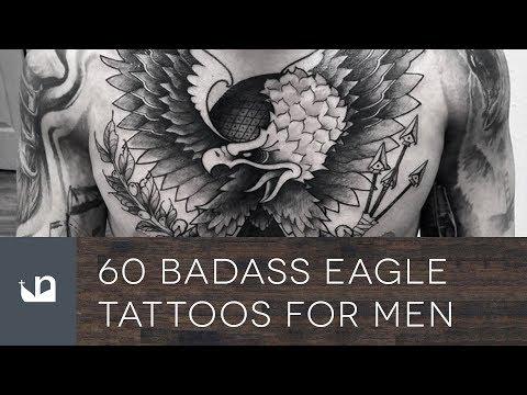 60 Badass Eagle Tattoos For Men