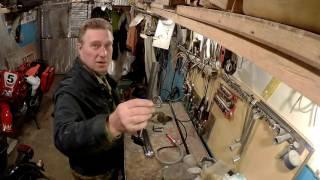 видео Ручка-трипод и нагрудный ремень для экшн камеры