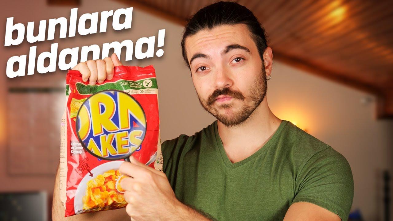 Download Yiyecek ambalajları bizi kandırıyor! | Gıda Etiketi Okuma Rehberi