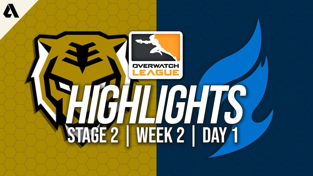overwatch league stage 2