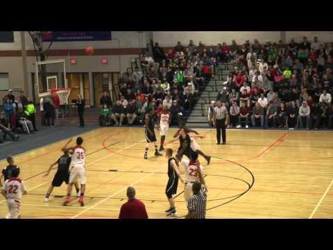 Catholic Memorial Varsity Basketball vs  Mansfield