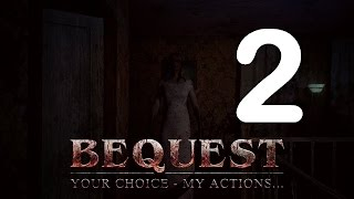 Bequest Gameplay Walkthrough Horror Game - Demo - The Maze