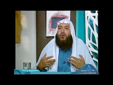 الندى:نصيحة الشيخ محمد حسن عبد الغفار لكل أخ مسلم ملتزم ملتحى