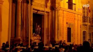 Recogida Jesús en su Prendimiento (Iglesia del Carmen) (Semana Santa Cádiz 2012)