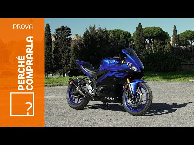 Yamaha YZF-R3   Perché comprarla... E perché no