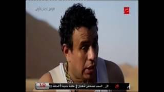 محمود الليثي بعد اعتدائه على رامز جلال: 'أنا قطعت الخلف' (فيديو)
