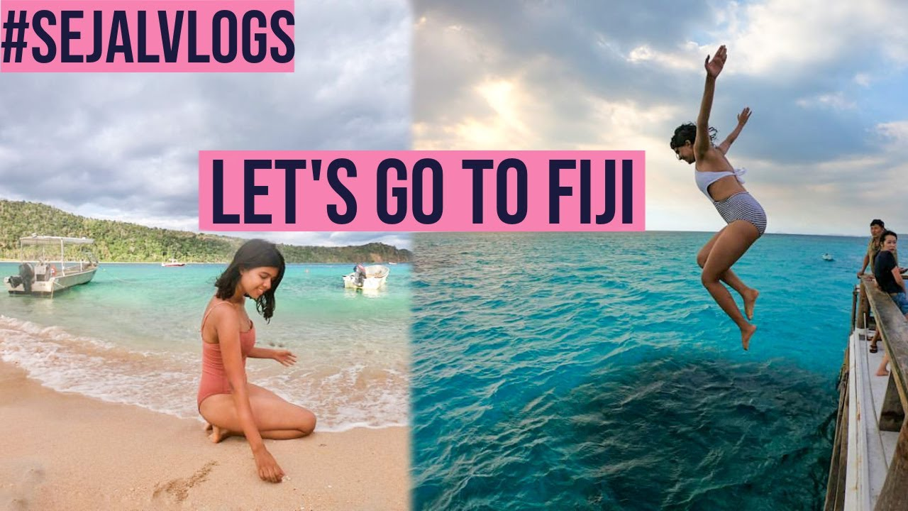 #SejalVlogs: EPIC Trip to Fiji with GoPro!