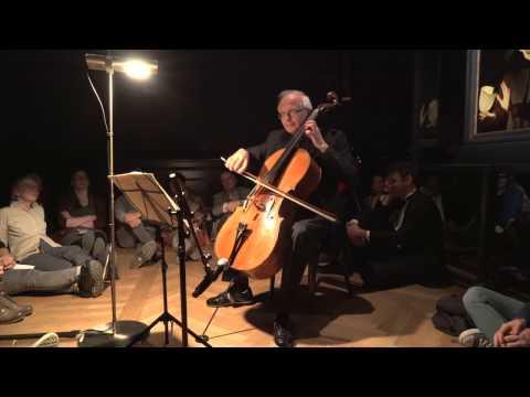 Franz Bartolomey - Cello - During the Night