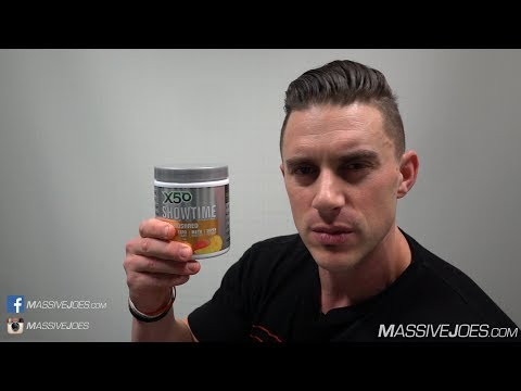 X50 Showtime Thermoshred Thermogenic Fat Loss Supplement Review – MassiveJoes.com Raw Review