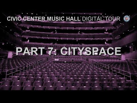 Civic Center Music Hall - CitySpace