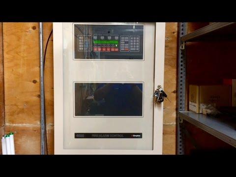 simplex 4020 silent walk test youtube rh youtube com Simplex 4020 Fire Panel Simplex 4002 Data Sheet
