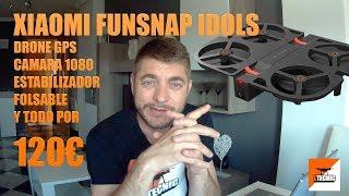 El último drone de Xiaomi Idol, FunSnap iDol, el Killer del Dji spark? Noticias
