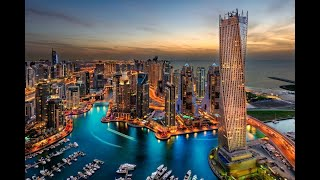 The Marina Walk - Dubai Marina -ドバイマリーナ -  مرسى دبي