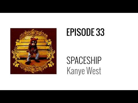 Beat Breakdown - Spaceship by Kanye West (prod. Kanye West)