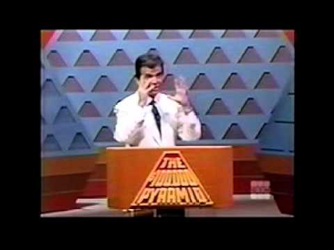 The $100,000 Pyramid 1987 Lauri Hendler & Stuart Pankin  Part 1 of 2