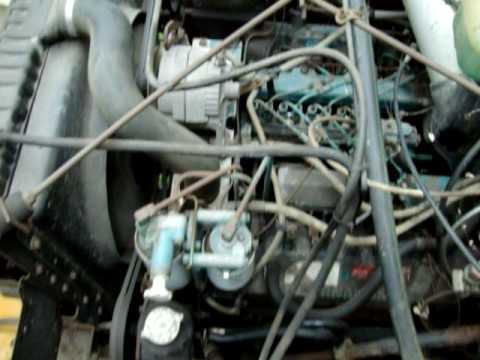 1981 IH 9 LITER V8 DIESEL SCHOOL BUS MOTOR YouTube – International S1700 Engine Diagram