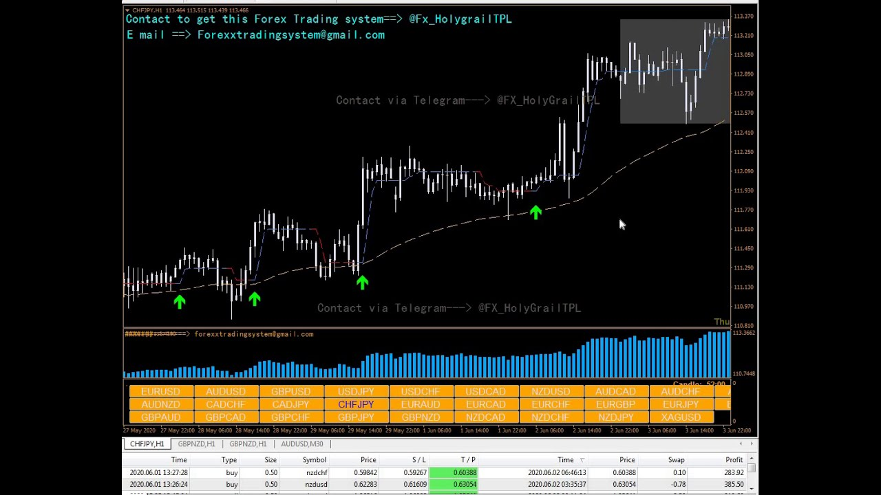 Forex Holy Grail (Its Not What You Think)