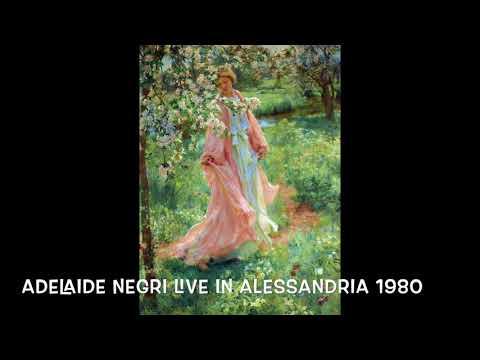 """Adelaide Negri - """"Scena della Pazzia"""" (Lucia di Lammermoor - Donizetti)"""