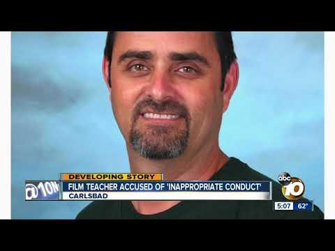 La Costa Canyon High School film teacher accused of 'inappropriate conduct'