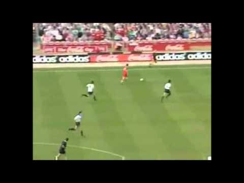 Steve McManaman Liverpool FC Goals