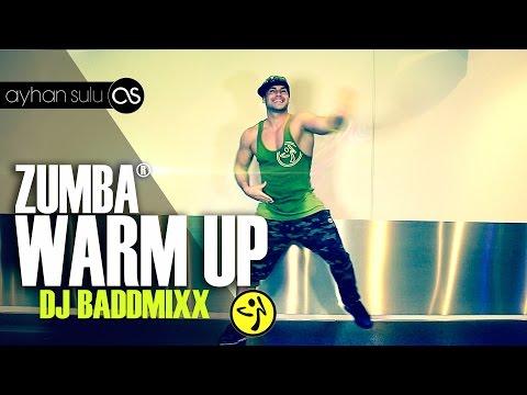 Zumba WARM UP – DJ BADDMIXX // by A. SULU