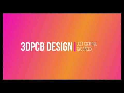 3DPCB Design10x