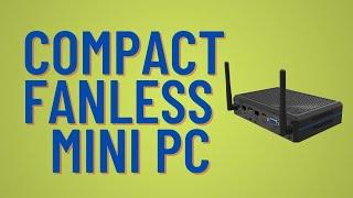 Compact Windows 10 Mini PC - Azulle Byte4