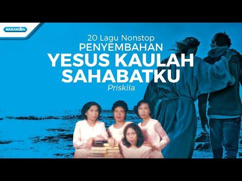 Priskila - Yesus Kaulah Sahabatku