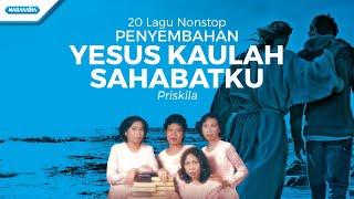 Priskila - Yesus Kaulah Sahabatku (Official Music Video)