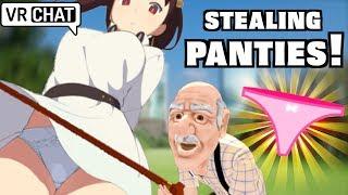 Stealing Panties! - VRCHAT