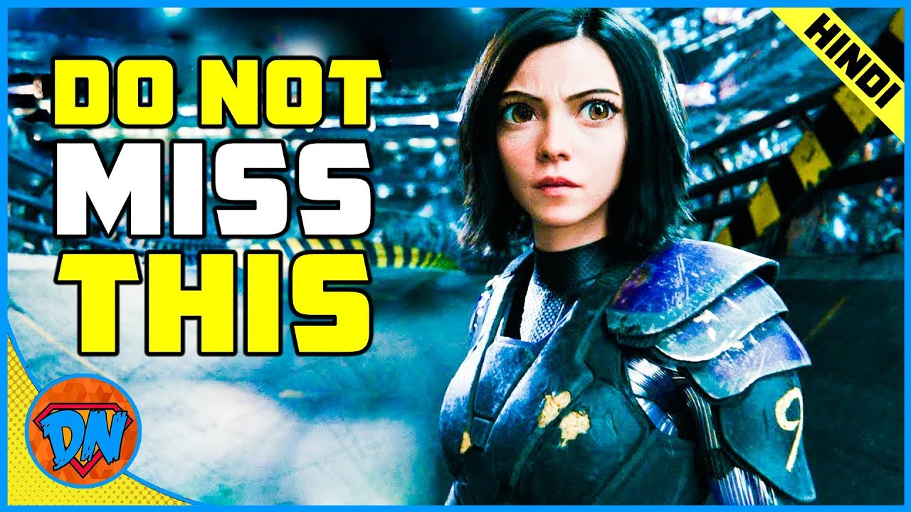 Why You Should Watch Alita: Battle Angel | Explained in Hindi
