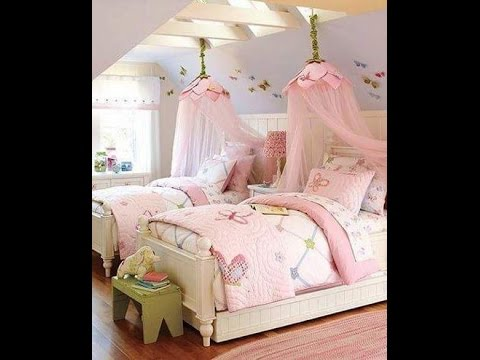 Ideas para decorar tu casa dormitorios para princesas for Cuartos de princesas