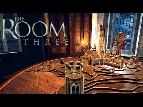 The Room Three * FULL GAME WALKTHROUGH GAMEPLAY (PC)