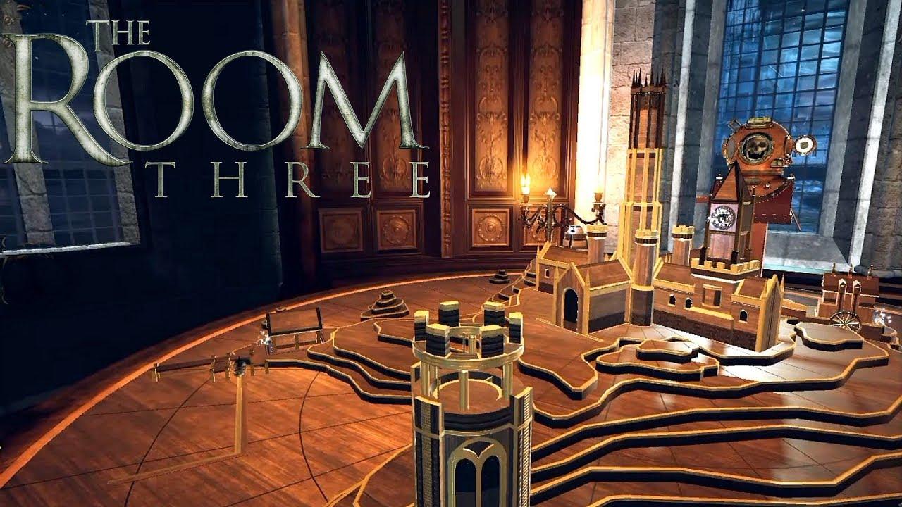 Hasil gambar untuk gambar game the room three