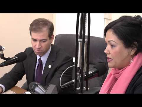 Mayor Bronin Latino Radio Interview WPRX 1120AM