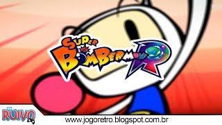 Super Bomberman R - O Primeiro Mundo (PC GAMEPLAY)