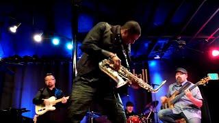 """Eric Darius live: """"If I Ain"""