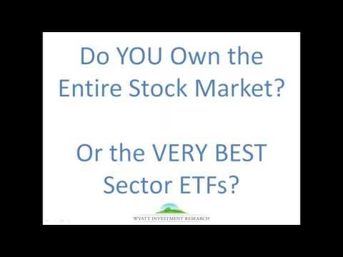 The #1 ETF to Buy for Q1 2017 - Jan 2017 Webinar