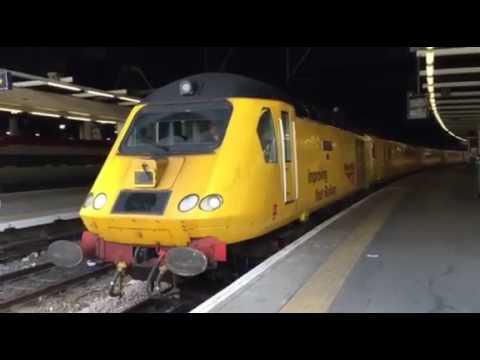 50 subscriber special network rail hst depart euston