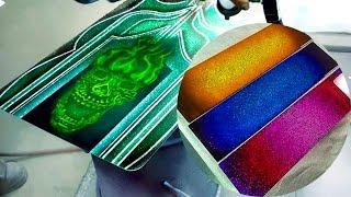 Custom Paint & Metal Flake