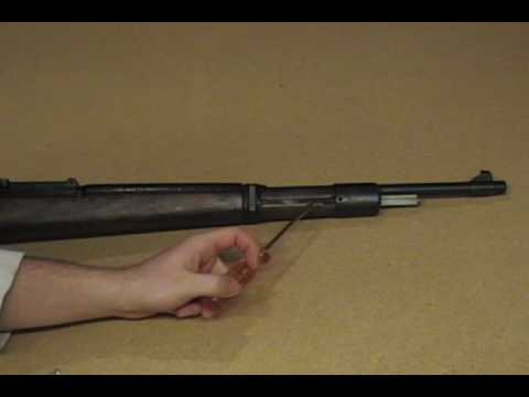 Project Mauser Part 2: Receiver and Barrel