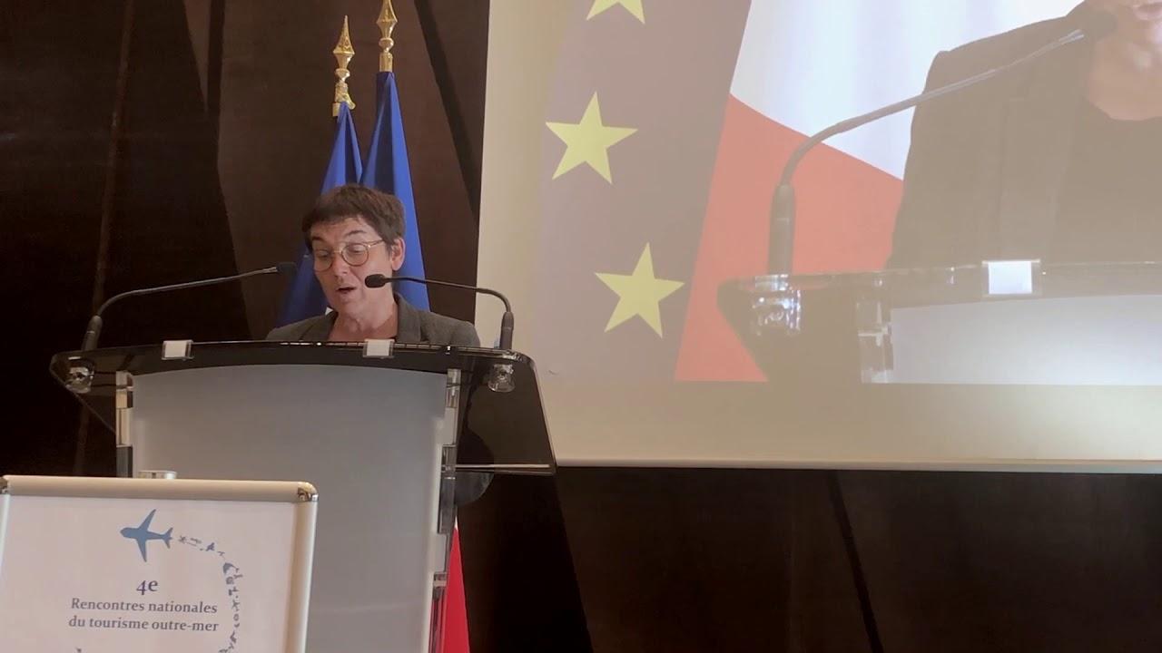 Le Ministre des Outre-mer rencontre le SMA de Polynésie française