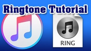 Make iPhone ringtone itunes 12.3.2 Windows 10