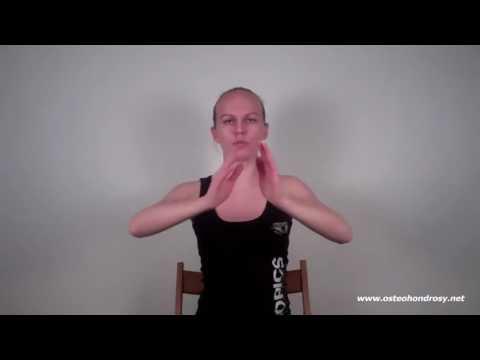 Хондроз шейный, грудной и поясничный: симптомы и лечение