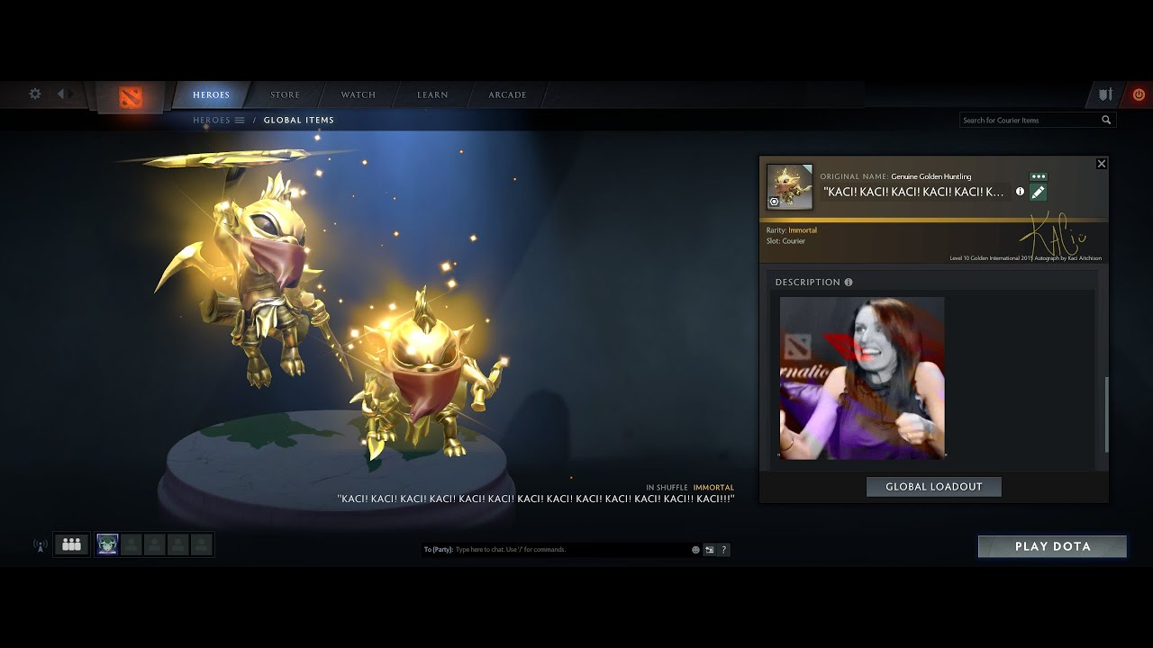 dota 2 adding still motion picture to cosmetic patched 04 13 16